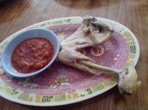 Ayam Pop RM Salero Bagindo