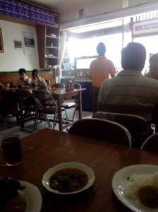 Suasana RM Padang Salero Bagindo