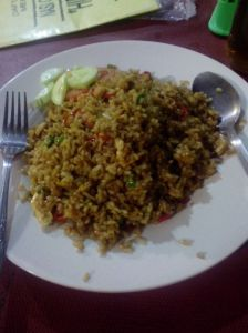 Nasi Goreng Ayam Hidayat