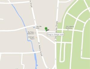 Mie Pelana Maps