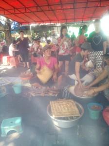 Sate Bali Gelora Trisakti