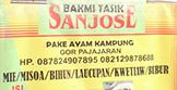 Bakmi-Tasik-SanJose-Bandung