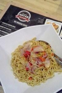 Indomie Goreng Sambal Matah (taken from Instagram vinachristinahadi)