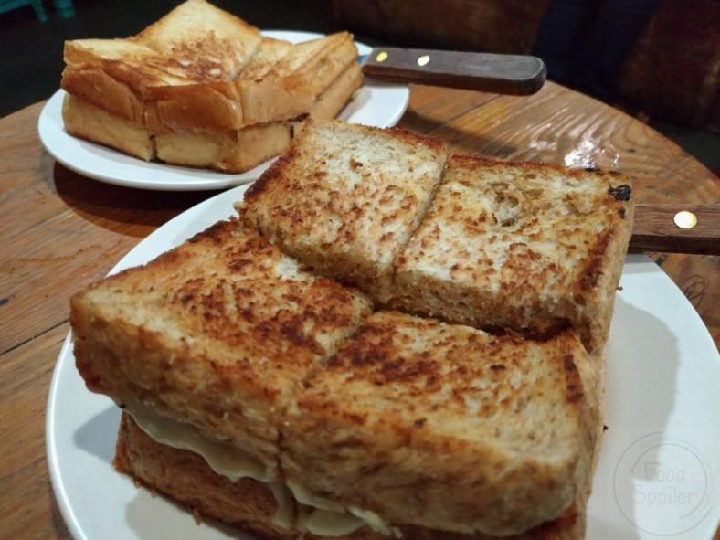 Roti Gandum Asin Komplit Gempol