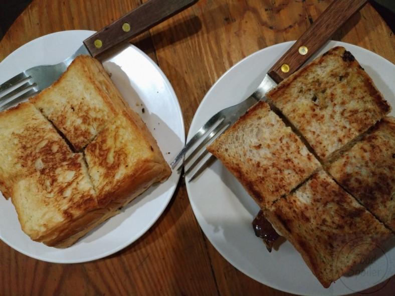 Roti Bakar Gempol