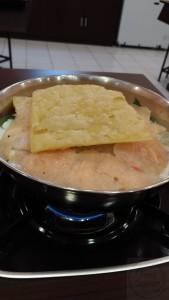 Milky Pot Susu Ayam